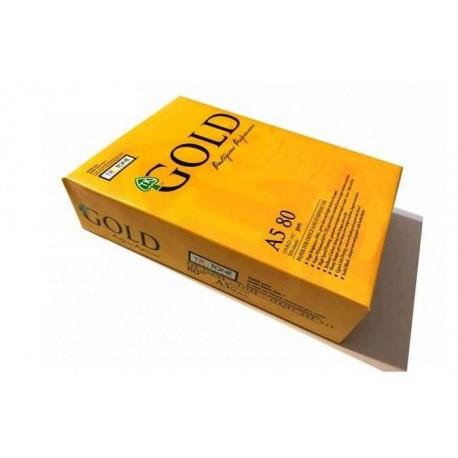 کاغذ تحریر 80 گرم گلد سایز A5 | کاغذ Gold Paper A5 80 gsm
