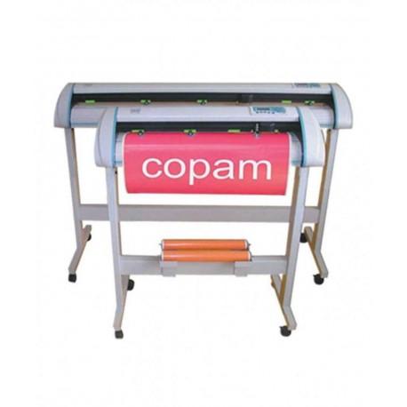 دستگاه کاتر پلاتر طولی عرض 60cm کوپام مدل Copam CP2500