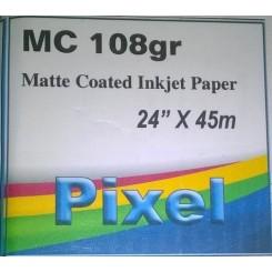 رول کوتد 108 گرم عرض 61 - Pixel
