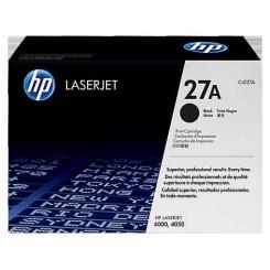 کارتریج لیزری مشکی اچ پی HP 27A (کد C4127A)