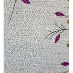 کاغذ دیواری اکوسالونت بافت دار عرض 107