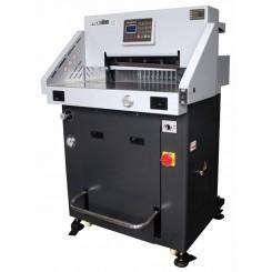 دستگاه برش برقی هیدرولیک مدلH520P |برش هیدرولیکی عرض 52 سانت