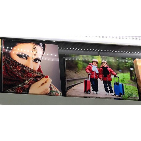 ورقه های آلومینیومی قابدار (قاب عکس) مخصوص سابلیمیشن