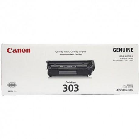 کارتریج لیزری طرح Canon303