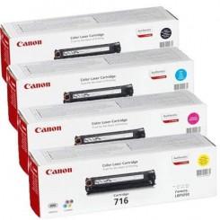 کارتریج رنگی لیزری طرح Canon 716 چهاررنگ