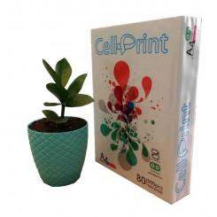 کاغذ سل پرینت A4 - کاغذ 80 گرم Cellprint A4