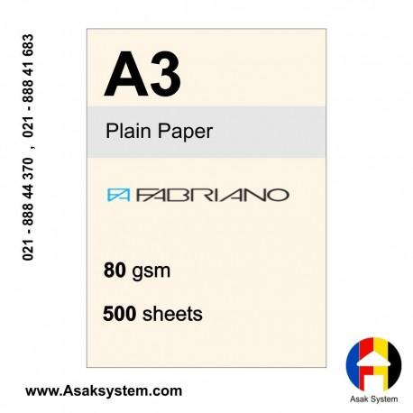 کاغذ تحریر A3 - Fabriano