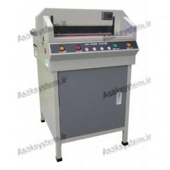 دستگاه برش برقی کاغذ نیمه اتوماتیک +450VG