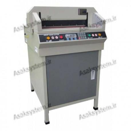 دستگاه برش کاغذ +450VGS