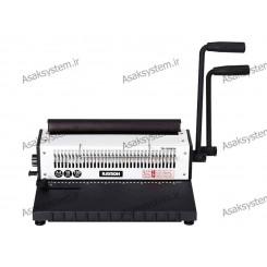 دستگاه صحافی دوبل فلزی TD1500B34