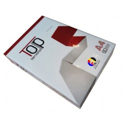 کاغذ تحریر 80 گرم A4 برند Top TRIM