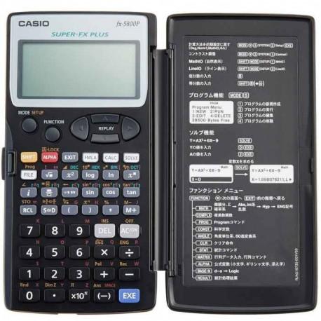 ماشین حساب مهندسی کاسیو FX-5800P