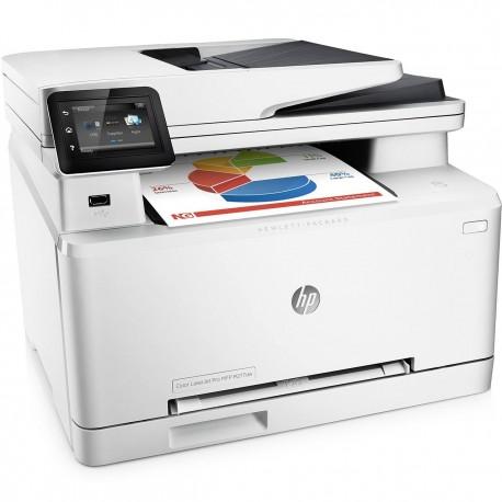 پرینتر لیزری رنگی چندکاره HP MFP M277dw