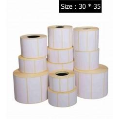 لیبل 35*30 - 4000 تایی