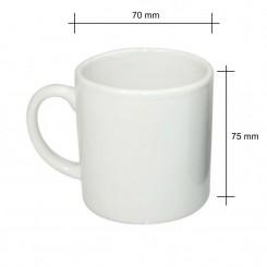 لیوان سفید 6OZ