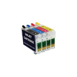 کارتریج قابل شارژ پرینتر اپسون TX400