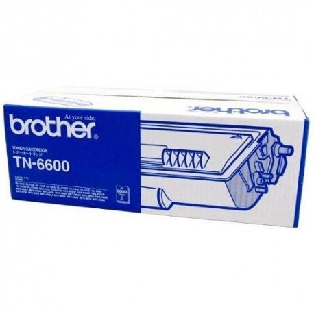 کارتریج لیزری مشکی Brother TN 6600