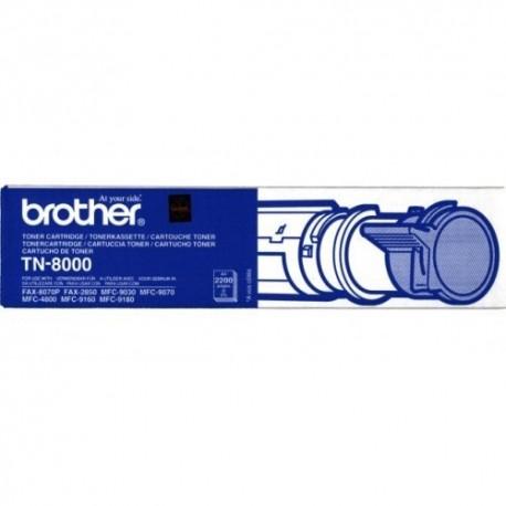 کارتریج لیزری مشکی Brother TN 8000