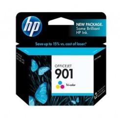 کارتریج جوهرافشان طرح HP901 رنگی