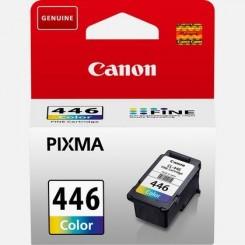 کارتریج جوهر افشان فابریک رنگی Canon 446