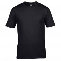 تی شرت سابلیمیشن مشکی آستین کوتاه