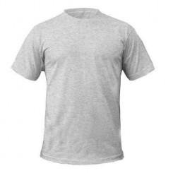 تی شرت سابلیمیشن ملانژ آستین کوتاه