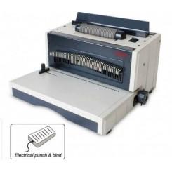 دستگاه صحافی مارپیچ 8809
