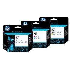 سری کامل هد فابریک 72 پلاتر اچ پی   HP Printhead 72 Series