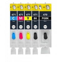کارتریج قابل شارژ پرینتر کانن 5740