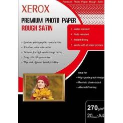 فتو ساتین 270 گرم 20 برگی A4 - Xerox