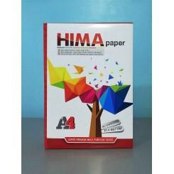 کاغذ تحریر 80 گرم A4 - Hima | کاغذ هیما