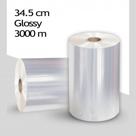 رول سلفون براق 22 میکرون عرض 34.5