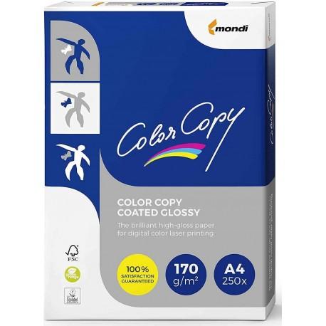 گلاسه لیزری 170 گرم A4 - Color Copy