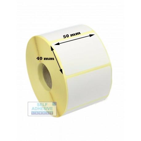 لیبل حرارتی 50*40 - 600 تایی