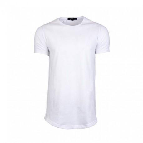 تی شرت لانگ سفید سابلیمیشن