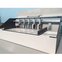 دستگاه خط تا پرفراژ و نیم تیغ برقی رومیزی