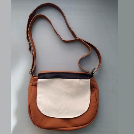 کیف دوشی چرمی سابلیمیشن