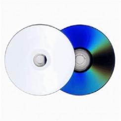 دی وی دی خام قابل چاپ - پک 50 عددی