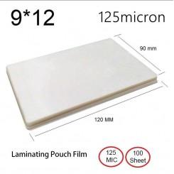 لمینیت 125 میکرون براق 12*9 سانتیمتر