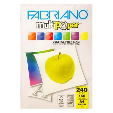 کاغذ عروسکی 240 گرم A4 - Fabriano