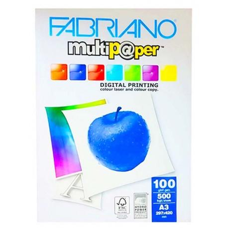 کاغذ عروسکی 100 گرم A3 - Fabriano