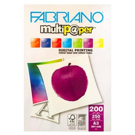 کاغذ عروسکی 200 گرم A3 - Fabriano