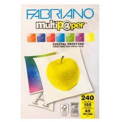 کاغذ عروسکی 240 گرم A3 - Fabriano