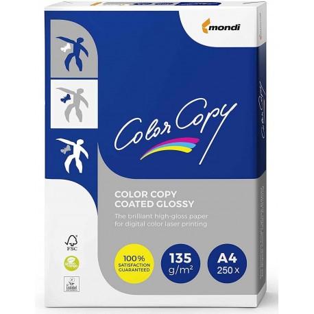گلاسه لیزری 135 گرم A4 - Color Copy