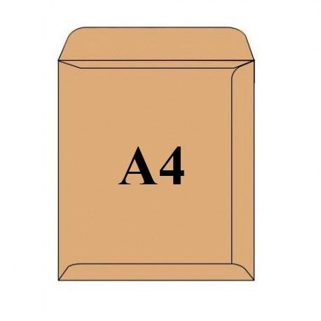 پاکت نخودی A4