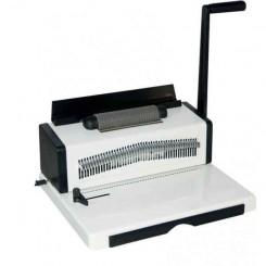 دستگاه صحافی مارپیچ فلزی 9080