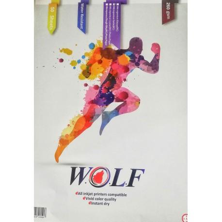 فتوساتین 260 گرم A3 - Wolf
