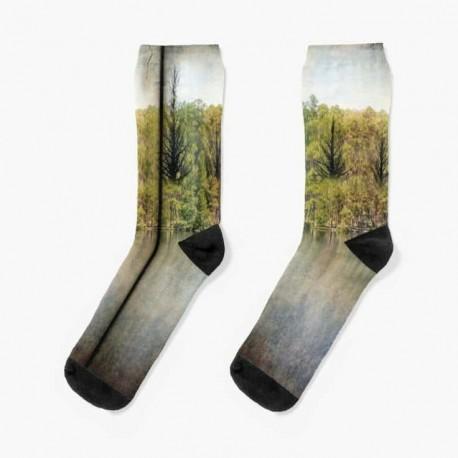 جوراب ساق بلند مردانه سابلیمیشن