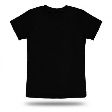 تی شرت سابلیمیشن بچگانه مشکی