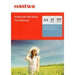 فتوگلاسه 200 گرم دورو A4 - Hartwii